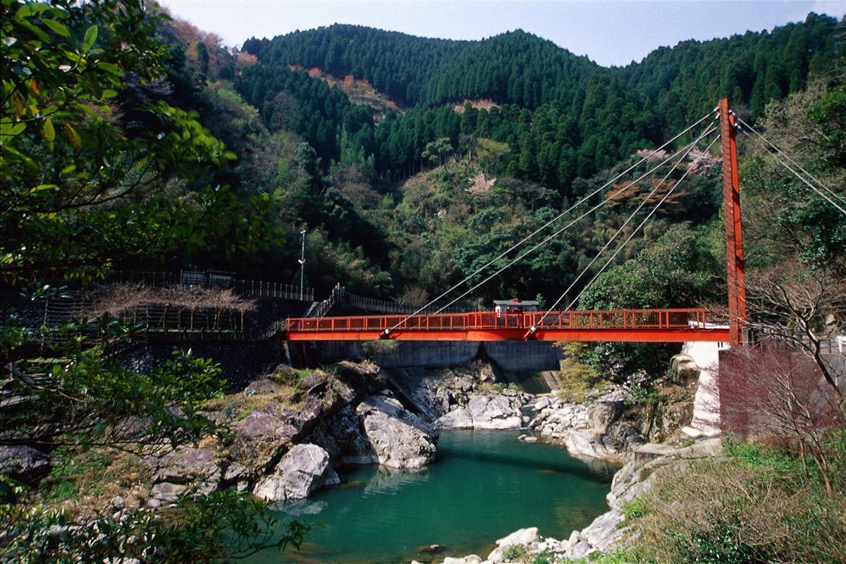 오부치누부치공원(雄淵・雌淵公園)