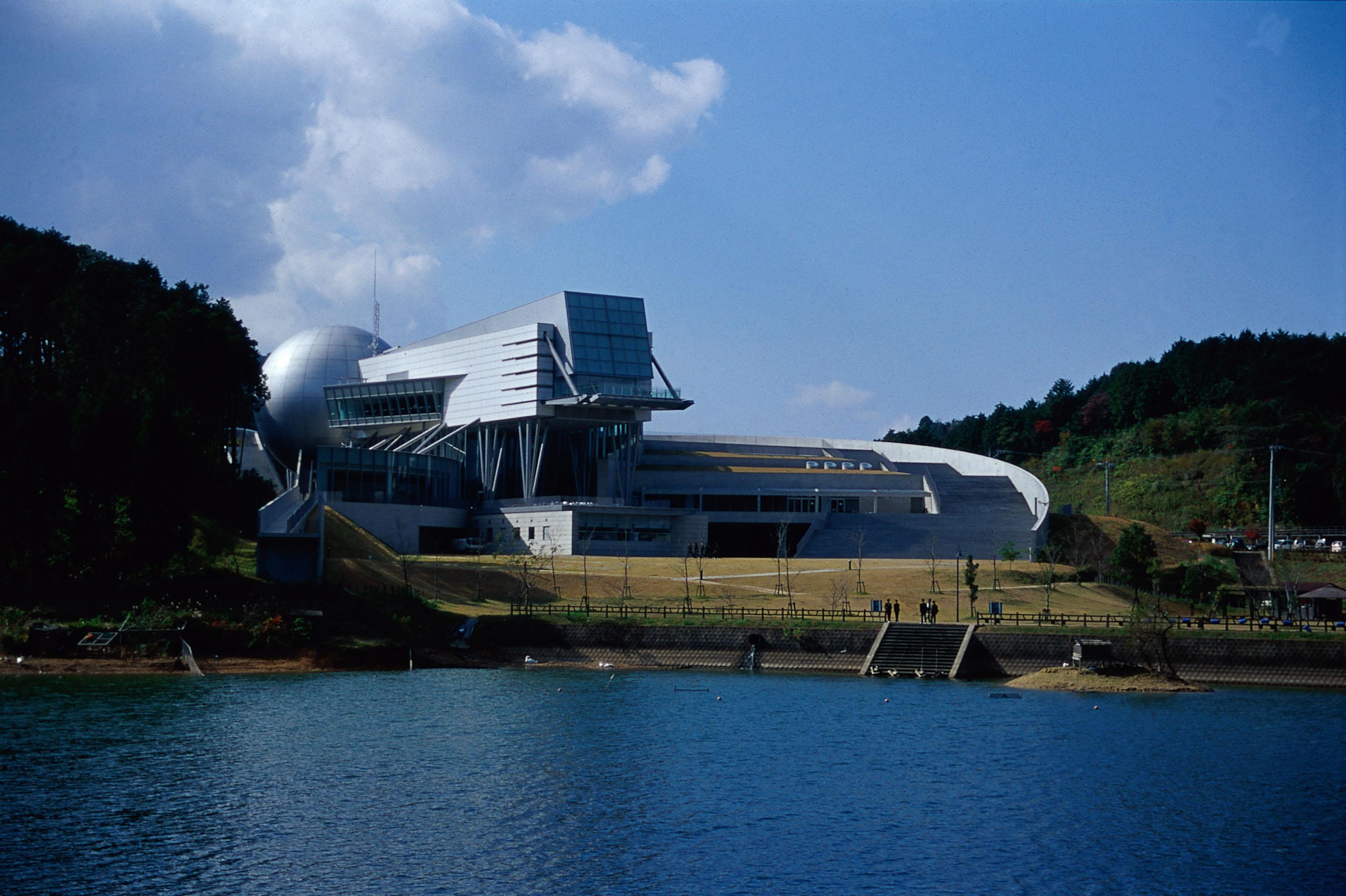 사가현립 우주과학관