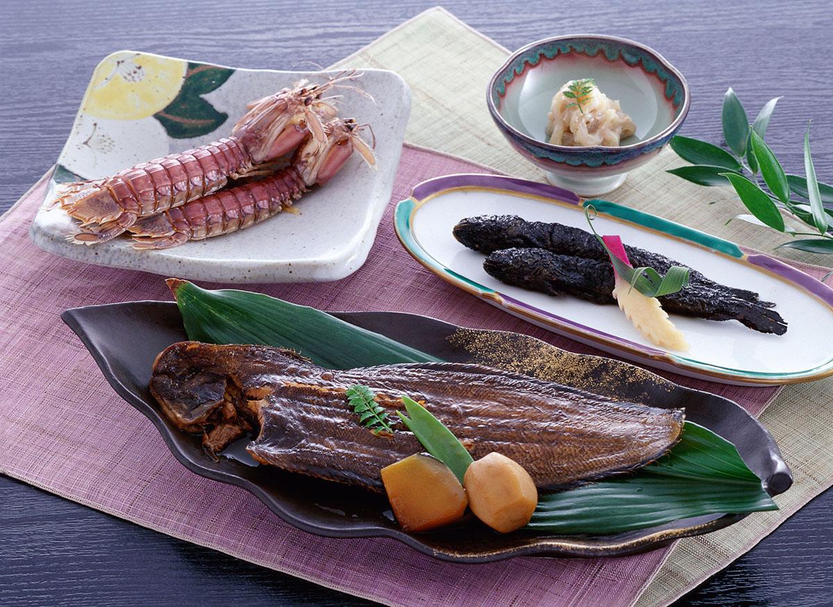 아리아케해 요리 (有明海料理)